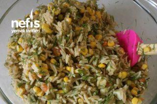 Pirinçli Gün Salatası Tarifi