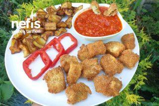 Çıtır Patlıcan Tarifi
