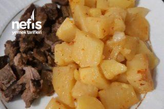 Et Yemeklerin Veya Tavuk Yemeklerin Yanına Altarnatif Patates Tarifi
