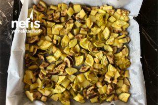 Fırında Sebzeler Tarifi