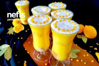 İddialı Lezzet Limonlu Tiramisu Cup Tarifi