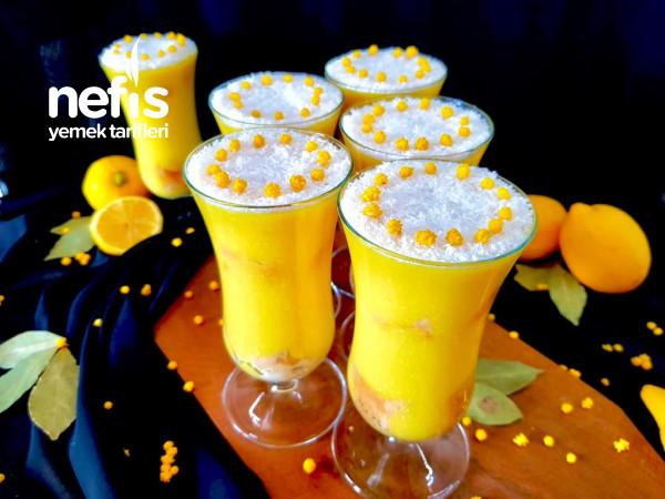 İddialı Lezzet! Limonlu Tiramisu Cup