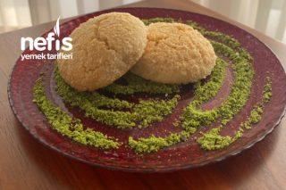 Hindistan Cevizli Pastane Kurabiyesi Tarifi