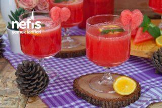 Karpuzlu Limonata (Videolu) Tarifi