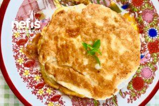 Hamburger Yumurta Tarifi
