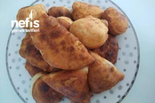 Patatesli Ve Peynirli Pişi Tarifi
