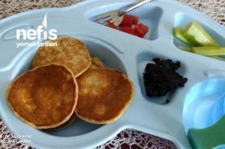 Peynirli Bebek Pankek +8 Tarifi