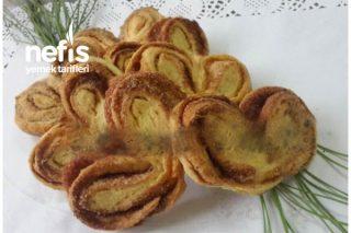 Tarçınlı Kalp Çörekler Tarifi