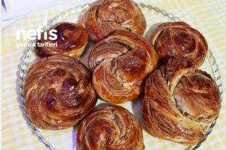 Haşhaşlı Çörek (Tel Tel) Tam Tarif Tarifi