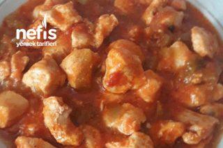 Körili Tavuk Sote (Lezzetine Bayılacaksanız) Tarifi
