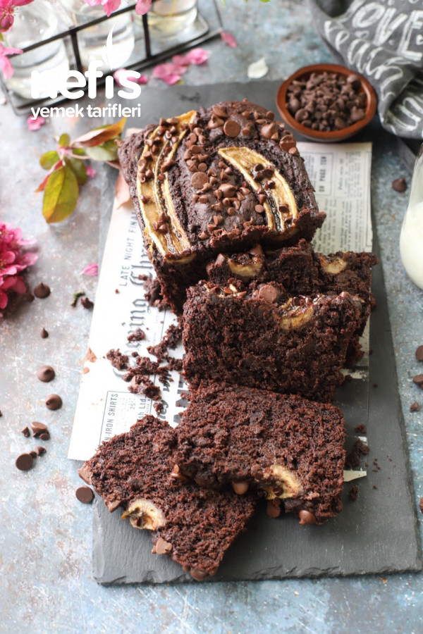 Muzlu Çikolatalı Efsane Kek
