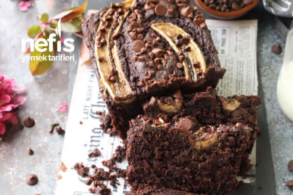 Muzlu Çikolatalı Efsane Kek Tarifi