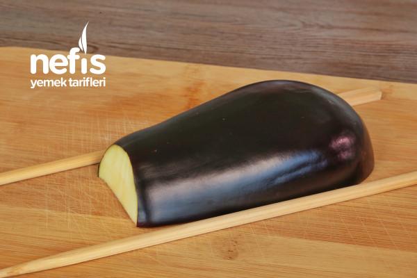Yelpaze Patlıcan Kebabı Tarifi (videolu)