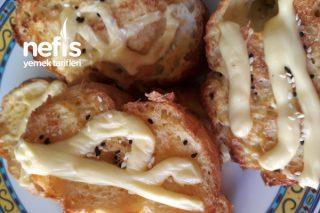 Yumurtalı Ekmek Fırında Pratik Tarifi