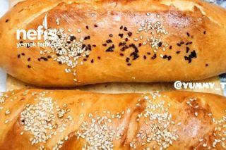 Çok Lezzetli Ekmek Tarifi Geliyor