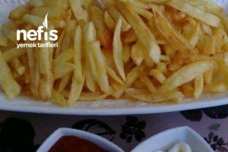 Burger King Patates Kızartması Tarifi