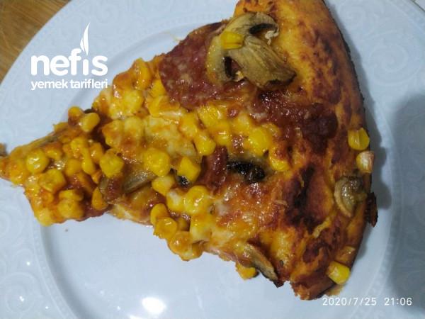 Kocam Usulü Pizza