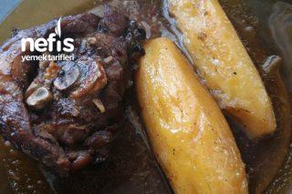 Kleftiko (Fırında Etli Patates) Tarifi