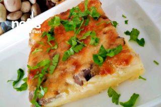Kremalı Mantarlı Patates Püresi (Alternatif Tarif) Tarifi