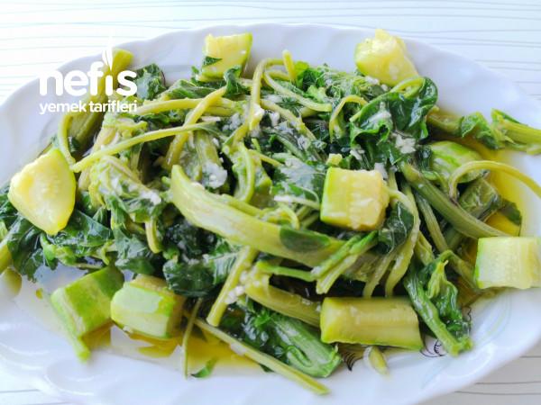 Sirken Otu Salatası