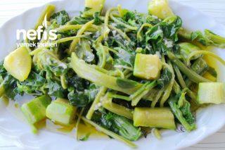 Sirken Otu Salatası Tarifi