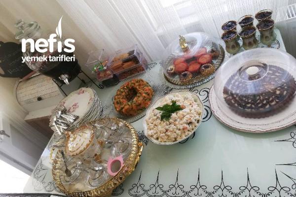5 Çayı İkramlıklarım Tarifi