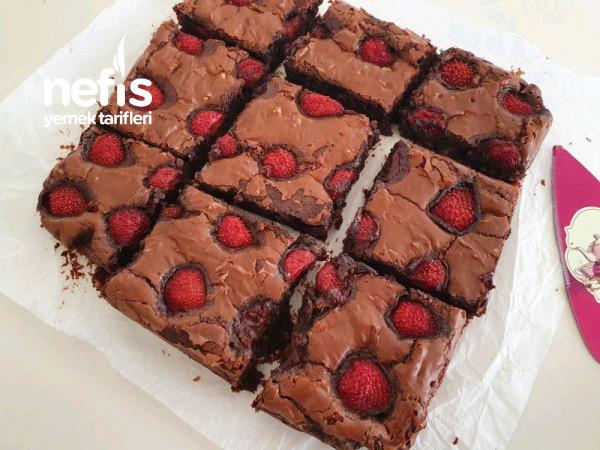 Işte O Meşhur Brownie 15 Dakika Da Hazırladım ,anında Bitti