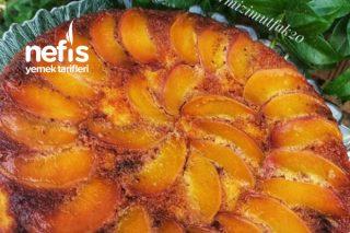 Şeftalili Karamelize Kek Tarifi