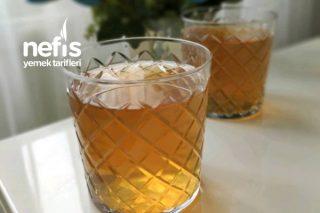 Bergamot Limonlu Soğuk Çay (İcetea) Tarifi
