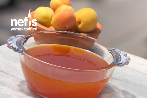 Kayısı Marmelatı Nasıl Yapılır/muhteşem Renk Tam Kıvam