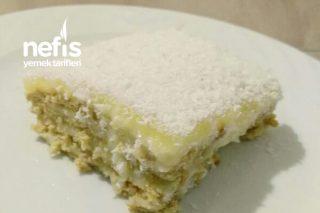 Limonlu Bisküvili Pasta Tarifi