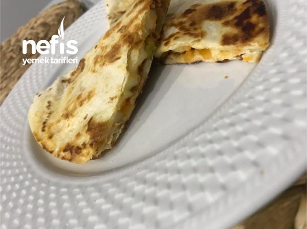 Tavuk Quesadilla