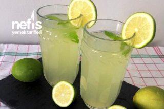 Cool Lime (Naneli Limonata) Tarifi