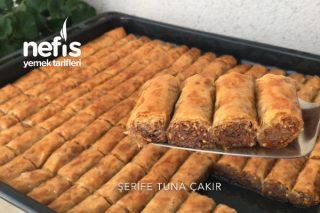 Fındıklı Sarma Baklava (Videolu) Tarifi