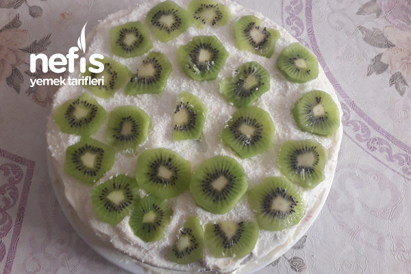 Hindistancevizli Kivili Pasta Tarifi