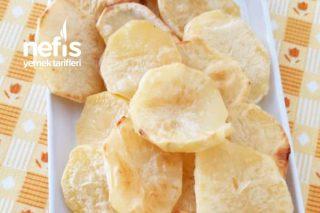 Köz Tadında Fırında Patates Tarifi