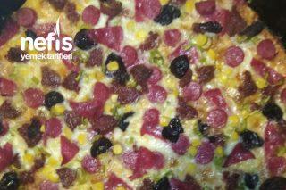 Mükemmel Pizza Tarifi