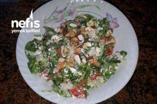 Semizotlu Salata (Görümce Diyeti Akşam Yemeği) Tarifi