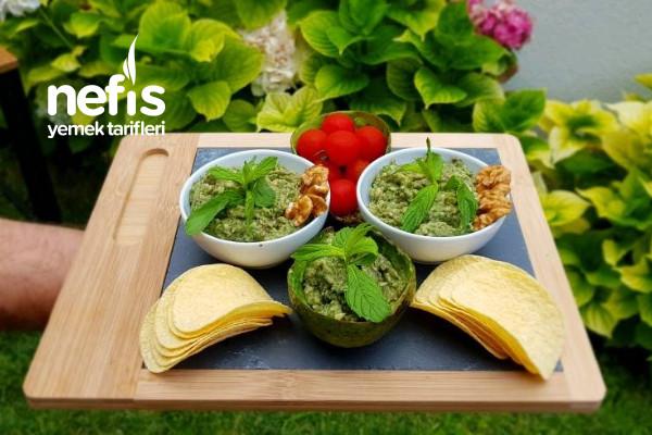 Avokado Salatası(Videolu)