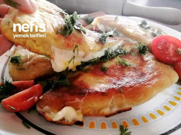 Brunch/kahvaltılık Patates