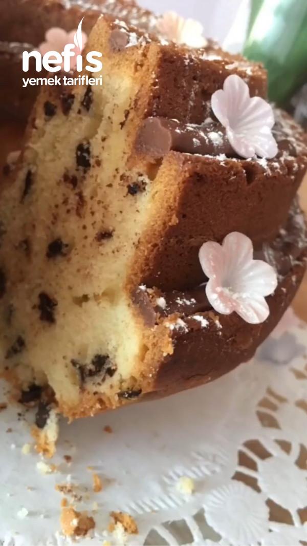 Cikolata Damlali Kek