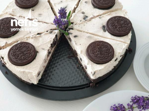 Oreolu Cheesecake, Pişmeyen