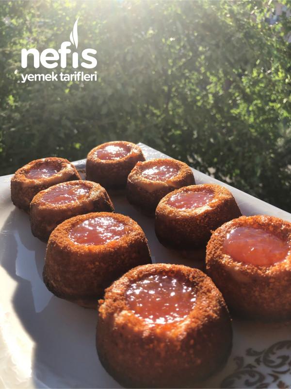 Marmelatlı Kek (Muffin)