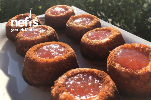 Marmelatlı Kek (Muffin) Tarifi