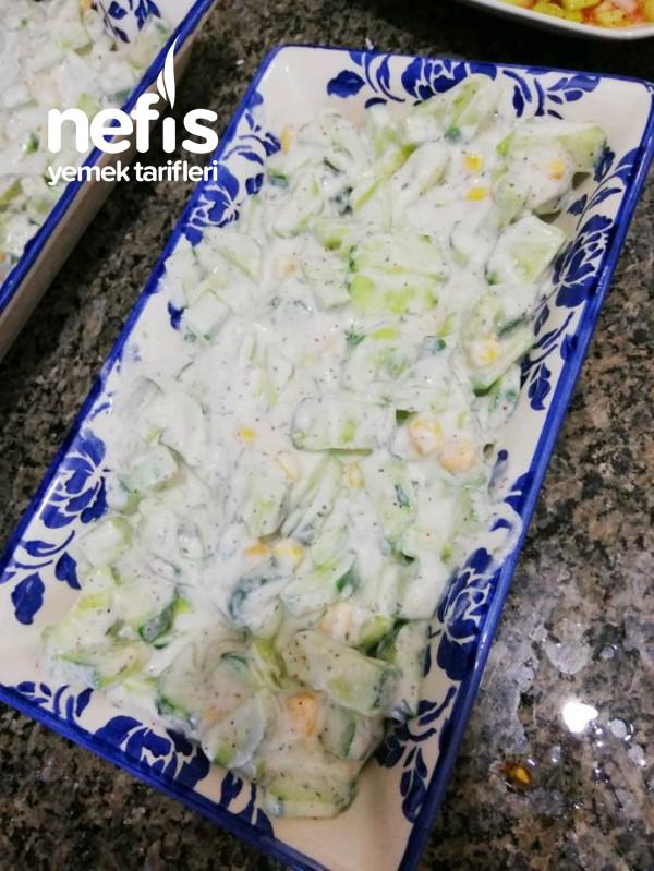 Soğuk Salata Meze