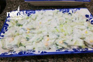 Soğuk Salata Tarifi