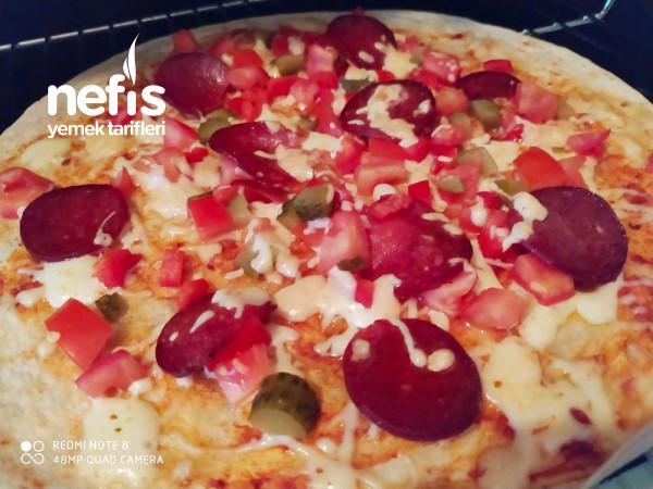 10 Dakikada Pizza