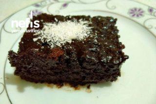Brownie Tadında Islak Kek Tarifi