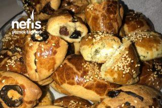 Kabartma Tozlu Pastane Poğaçası Tarifi