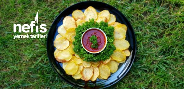 Yuvarlak Dilim Patates Kızartması